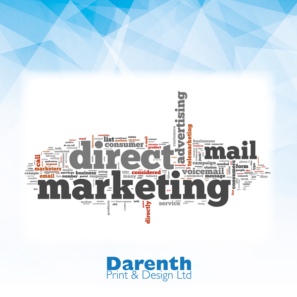 Direct Marketing / VDP at Darenth Print, Dartford Kent