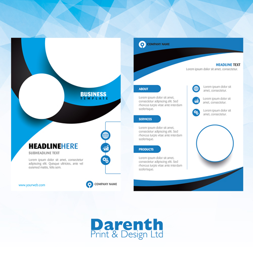 Flyers at Darenth Print, Dartford Kent