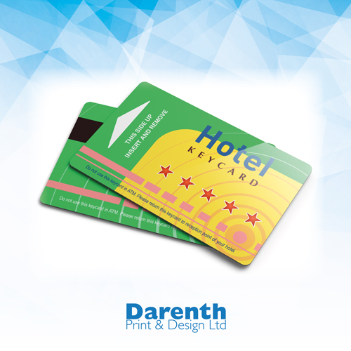 Key Cards / ID Cards at Darenth Print, Dartford Kent