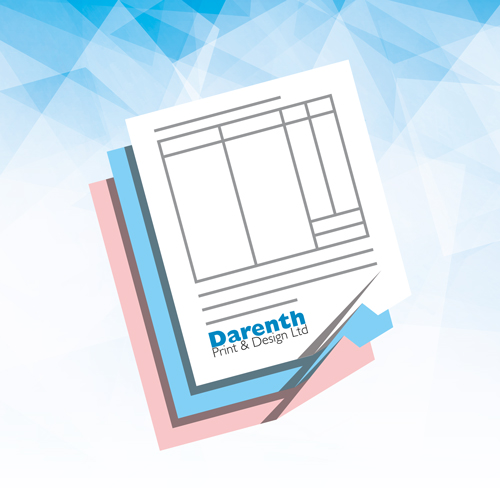 NCR Forms at Darenth Print, Dartford Kent